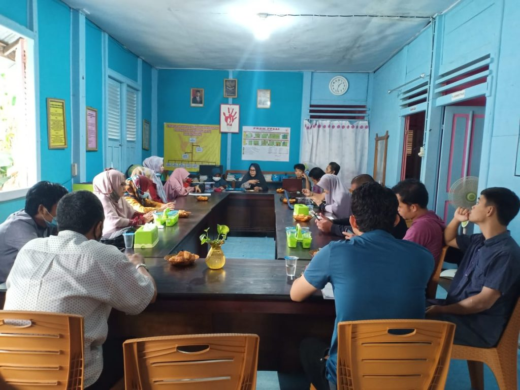 Rapat Persiapan Pelaksanaan UPK
