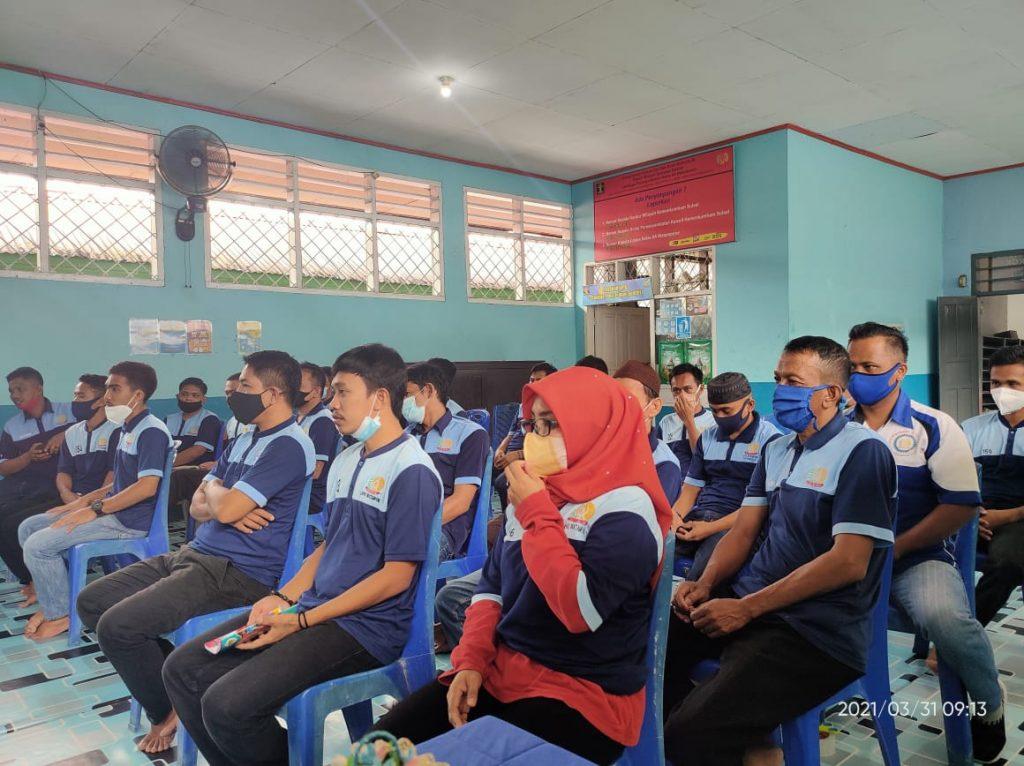 Sosialisasi pelaksanaan UPK di LAPAS kelas IIA Watampone